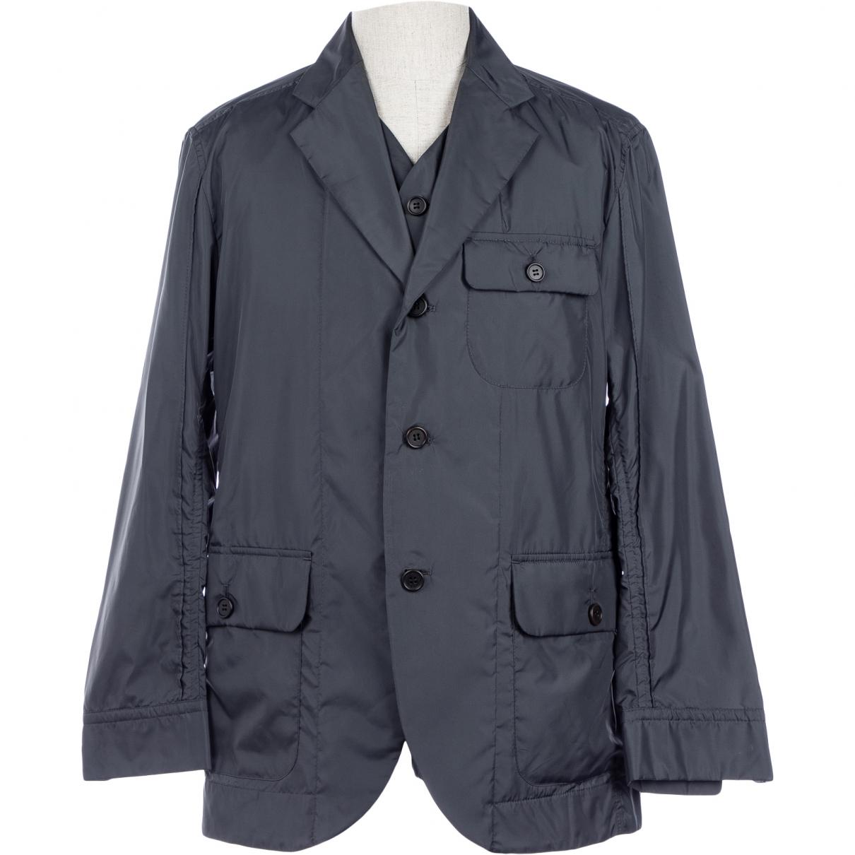Issey Miyake N Grey jacket  for Men 2 0 - 6