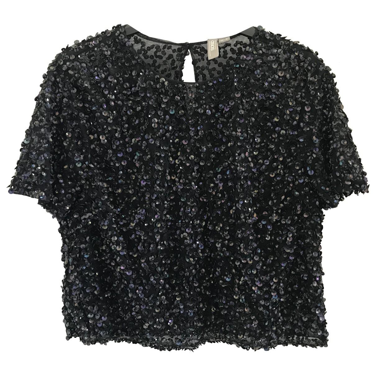 Asos \N Black  top for Women 38 FR