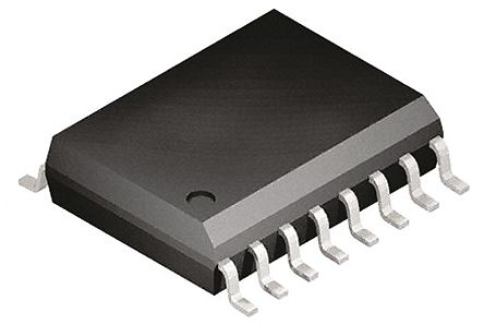 ON Semiconductor NCP3163PWR2G, 1-Channel, Inverting DC-DC Converter, Adjustable, 200mA 16-Pin, SOIC (5)
