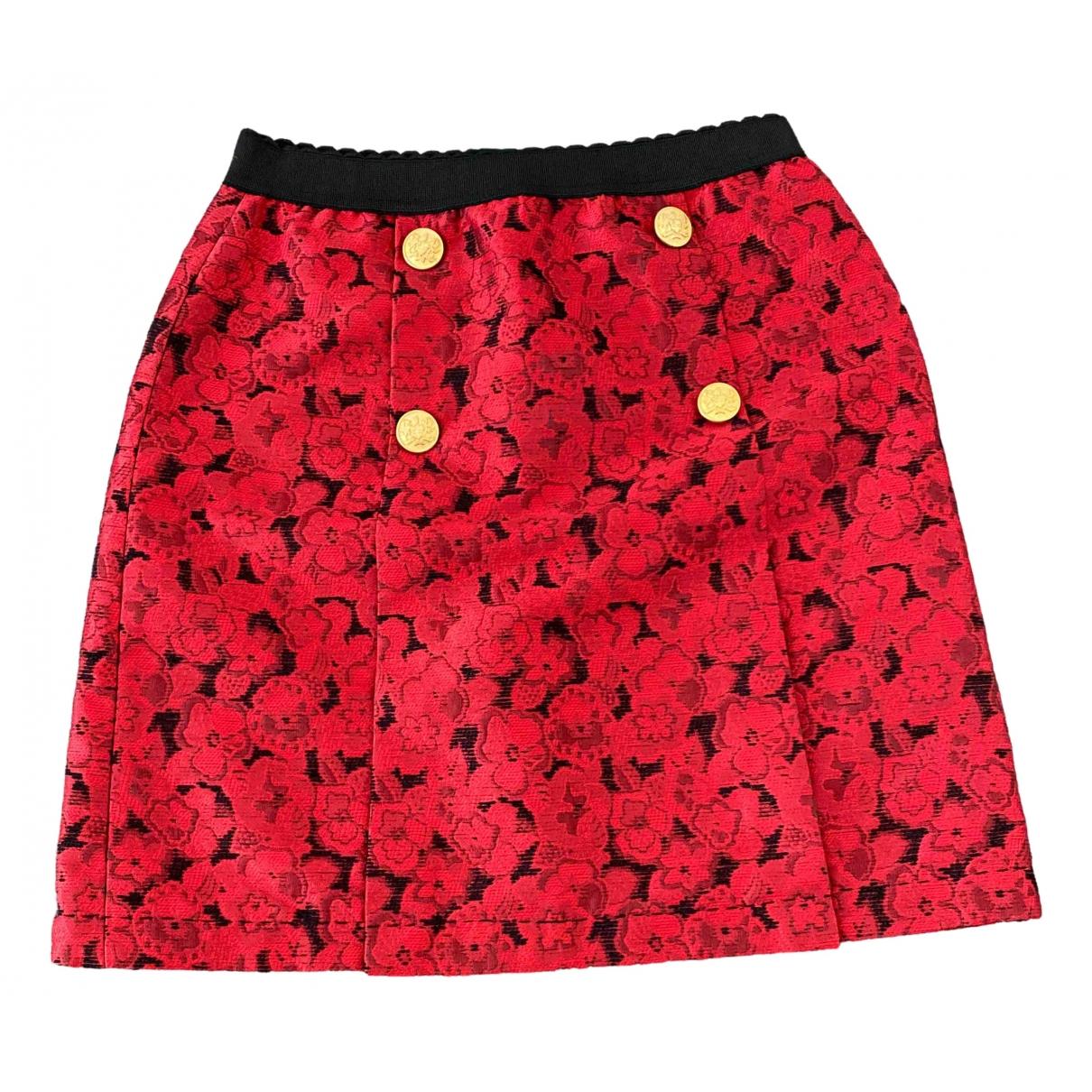 Dolce & Gabbana - Jupe   pour enfant - rouge