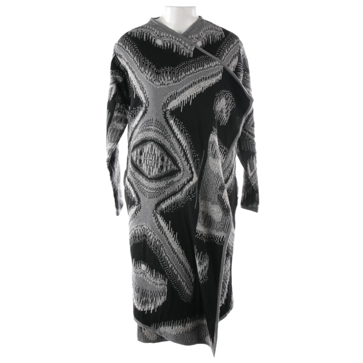 Lala Berlin - Pull   pour femme en laine - gris