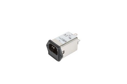 XP Power EMC FILTER IEC INLET 6A MEDICAL