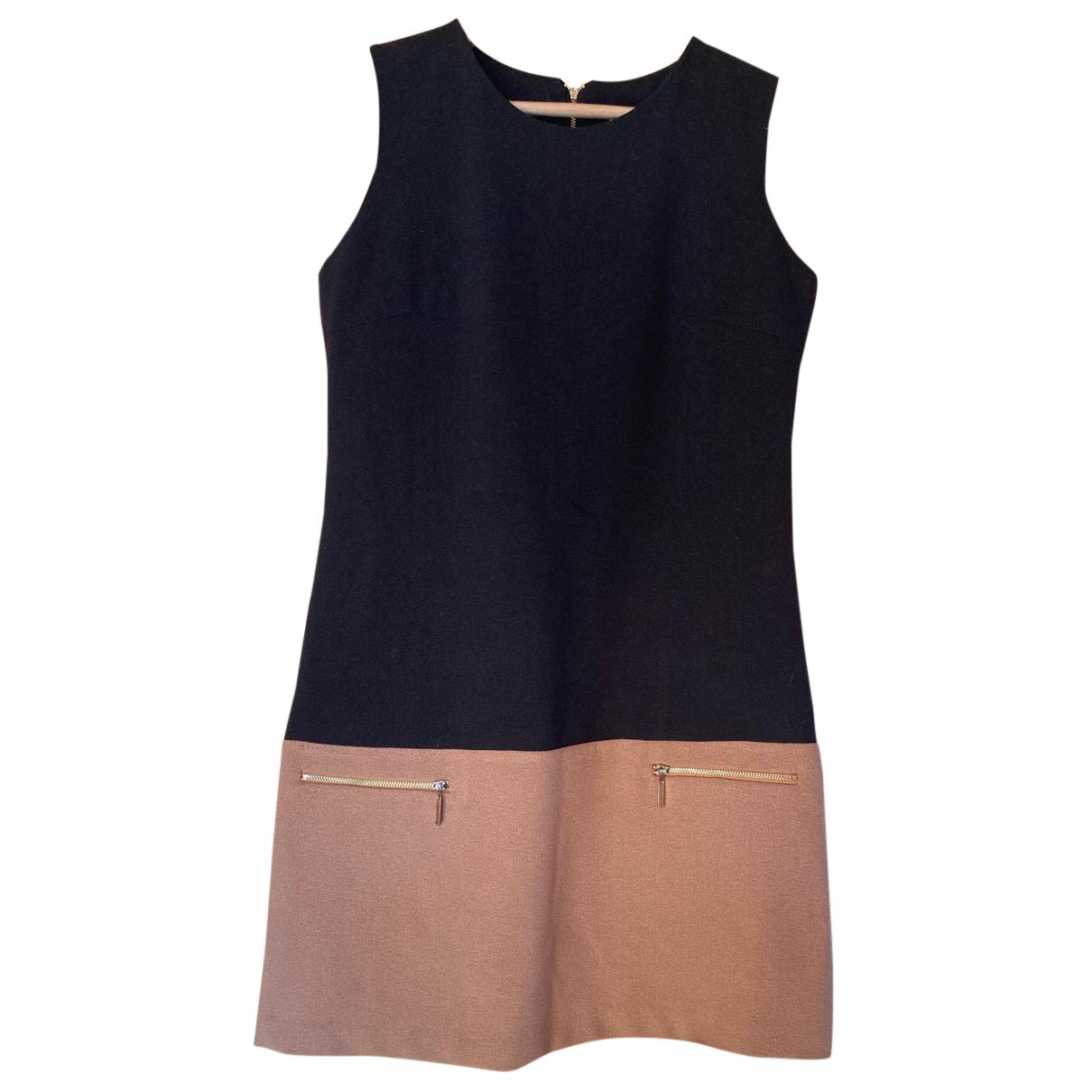 Prada - Robe   pour femme en soie - noir