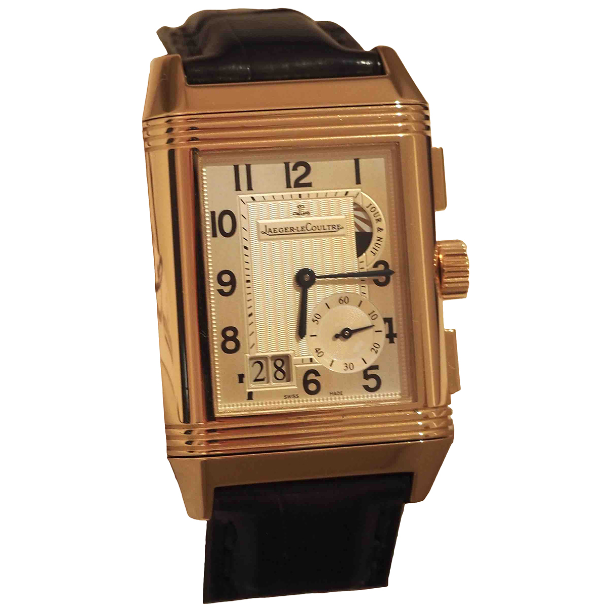 Jaeger-lecoultre Reverso Uhr in  Gold Gelbgold