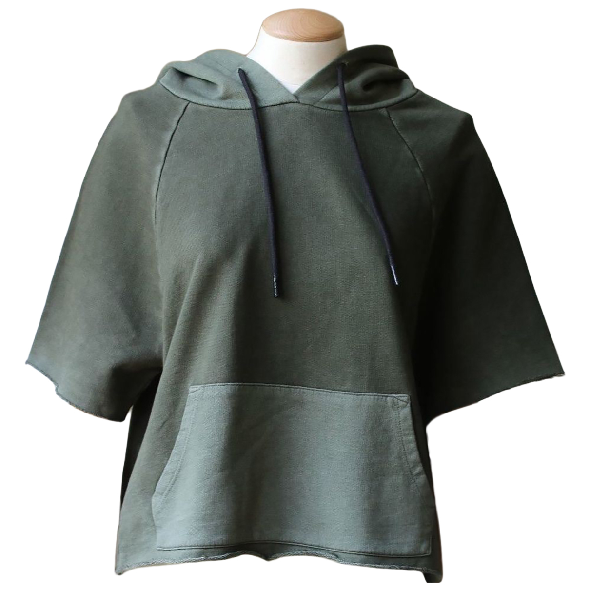 Cotton Citizen - Pull   pour femme en coton - vert