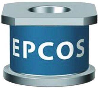 EPCOS EHV Series 90V 25kA SMD 2 Electrode Arrester Gas Discharge Tube (GDT)