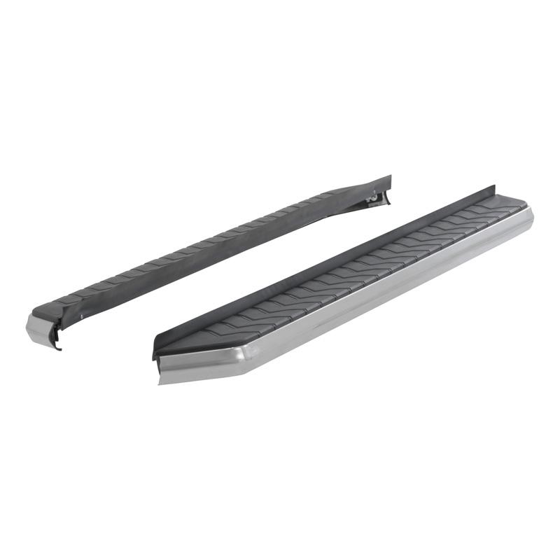 Aries 2051876 Aluminum Polished Stainless AeroTread 5