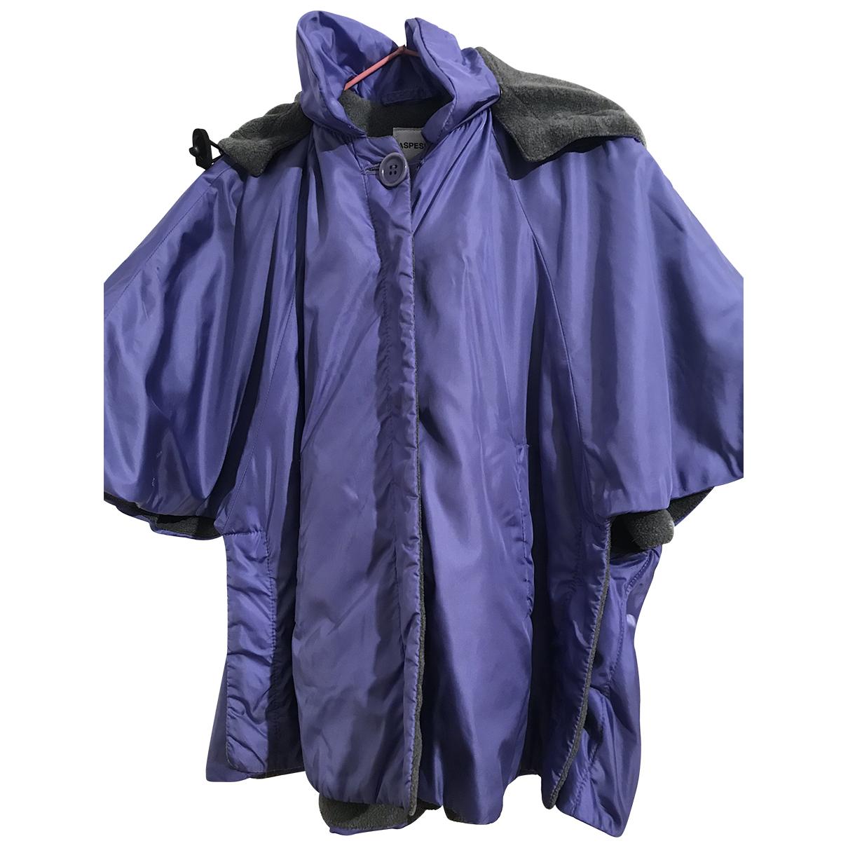 Aspesi - Blousons.Manteaux   pour enfant - violet