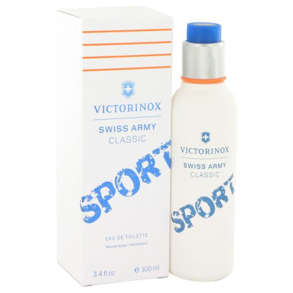 Victorinox - Swiss Army Classic Sport : Eau de Toilette Spray 3.4 Oz / 100 ml