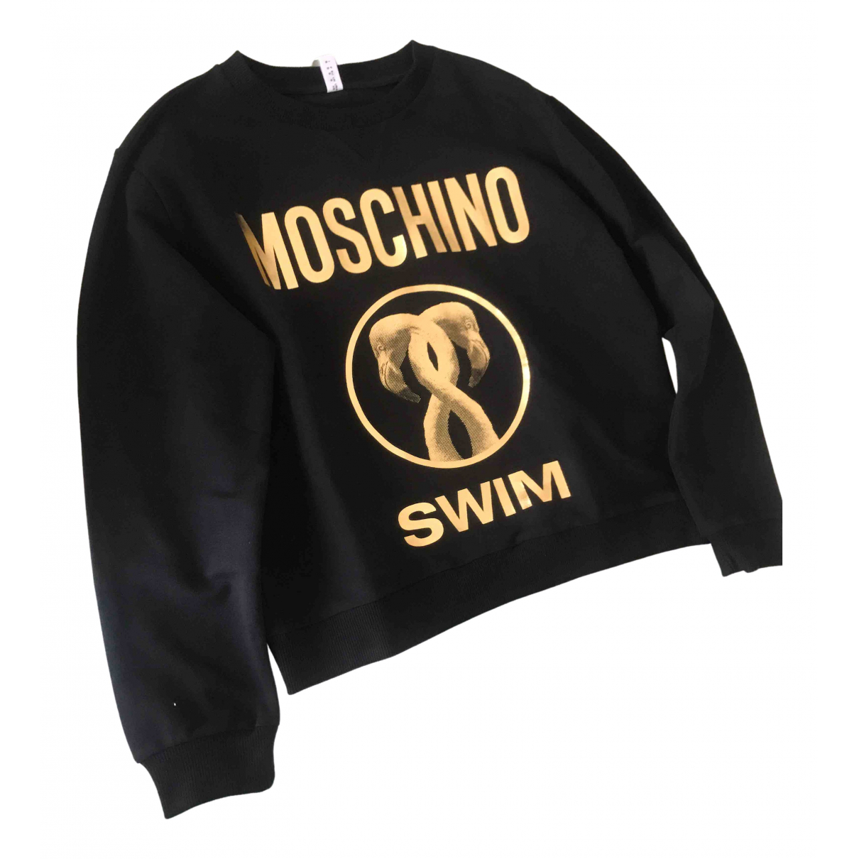 Moschino \N Multicolour Cotton Knitwear for Women S International