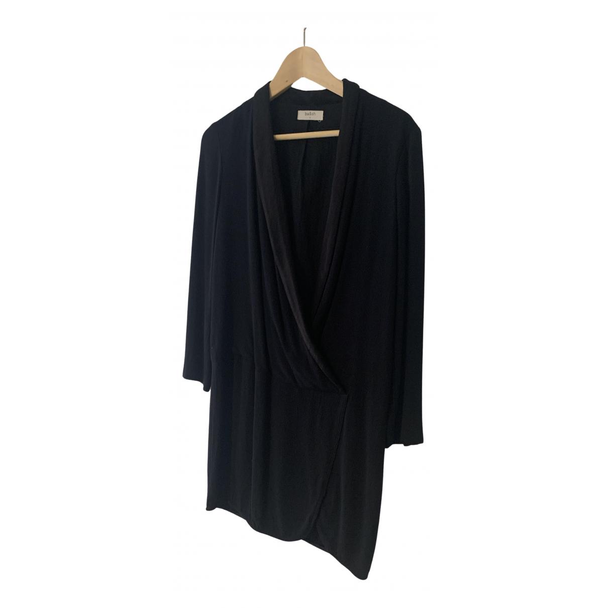 Ba&sh N Black Cotton dress for Women 1 US