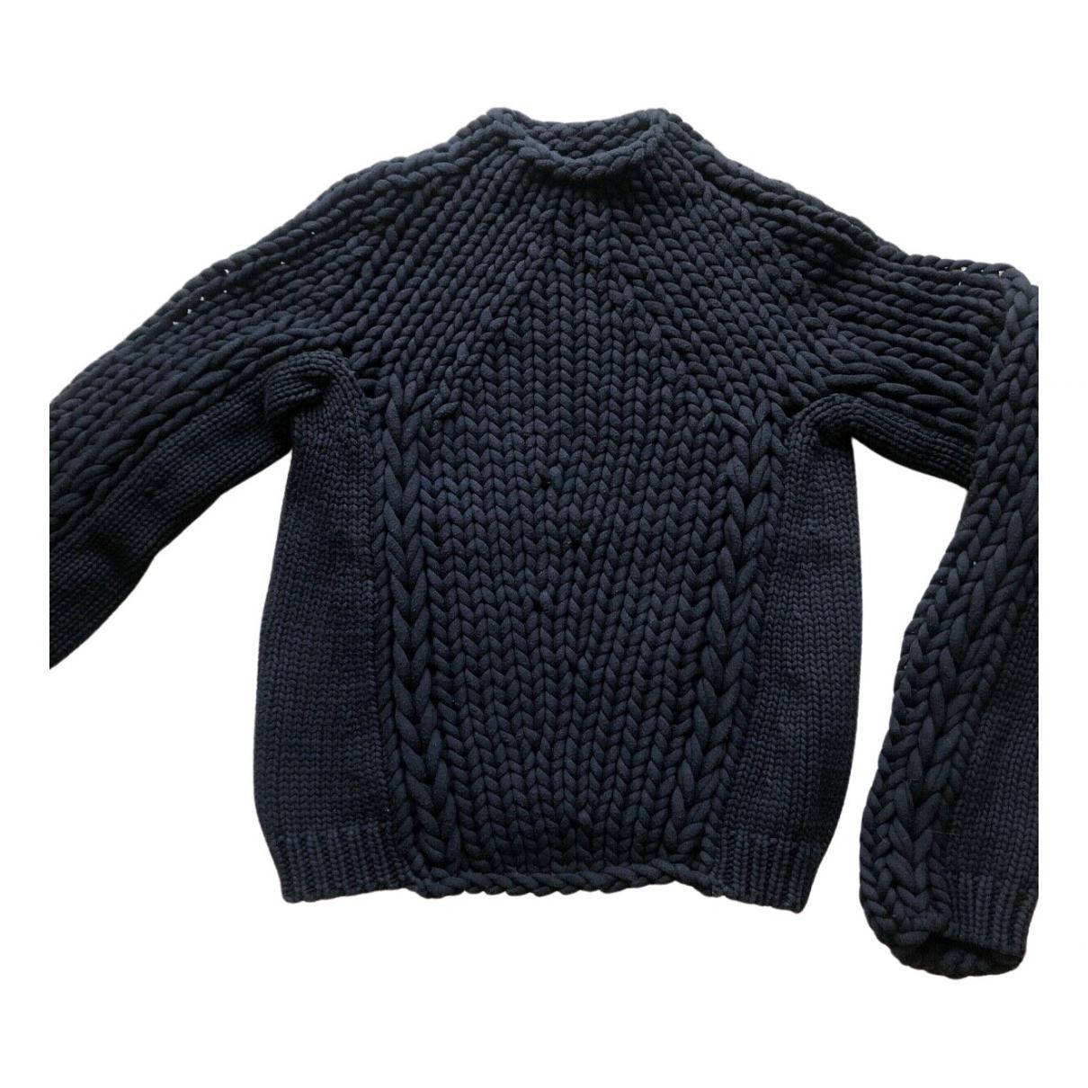 Alexander Wang \N Black Cotton Knitwear for Women M International