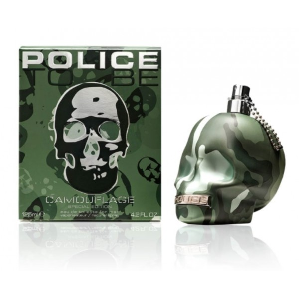To Be Camouflage - Police Eau de toilette en espray 125 ML
