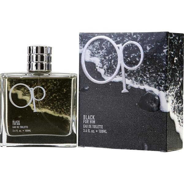 Black For Him - Ocean Pacific Eau de Toilette Spray 100 ML
