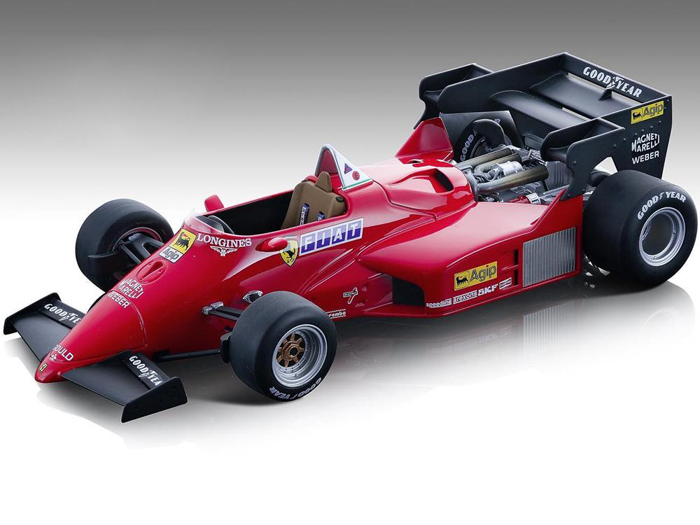 1984 Ferrari 126 C4-M2