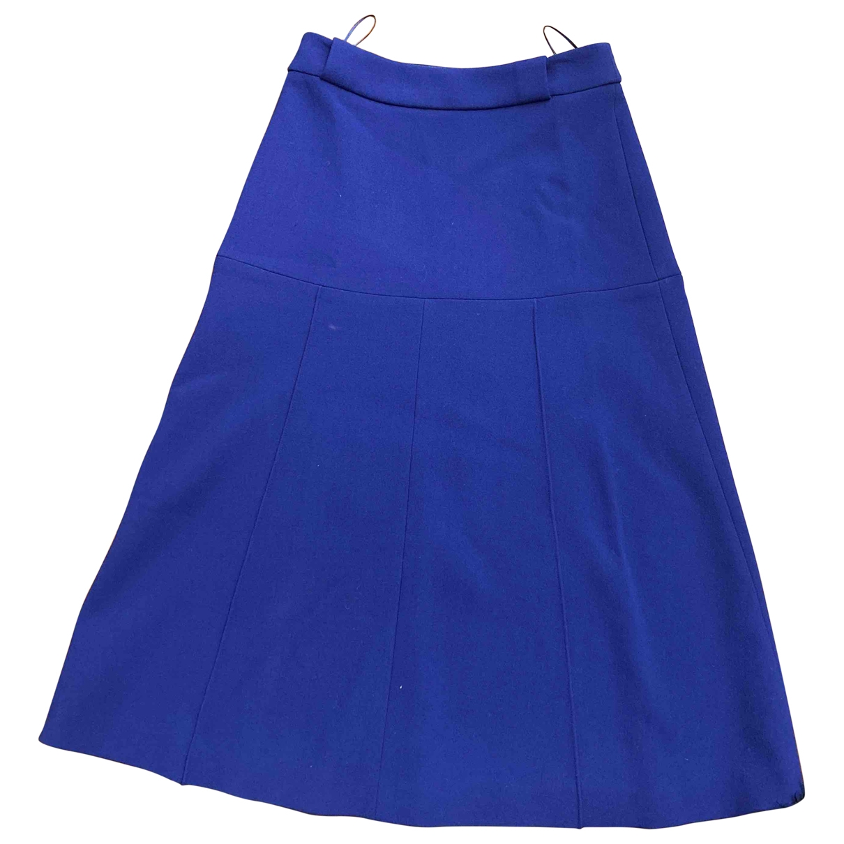 Stella Mccartney \N Rocke in  Blau Wolle