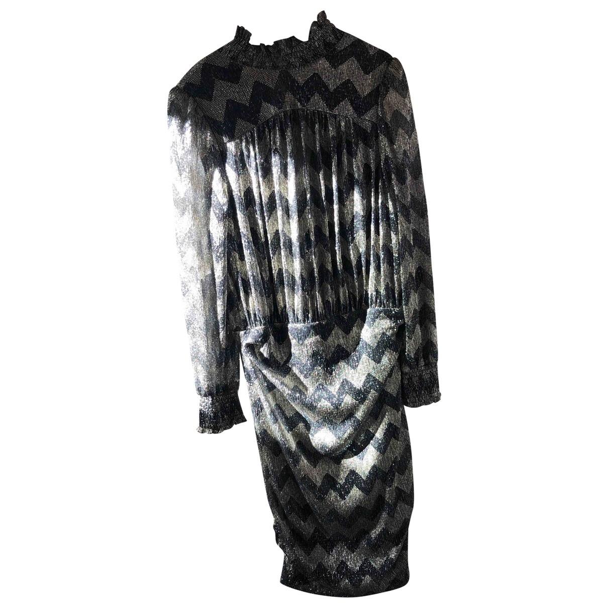 Ba&sh - Robe   pour femme - anthracite