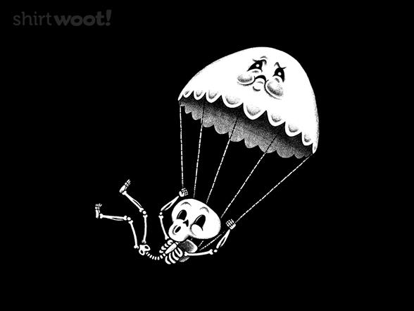 Best Friends Parachute T Shirt