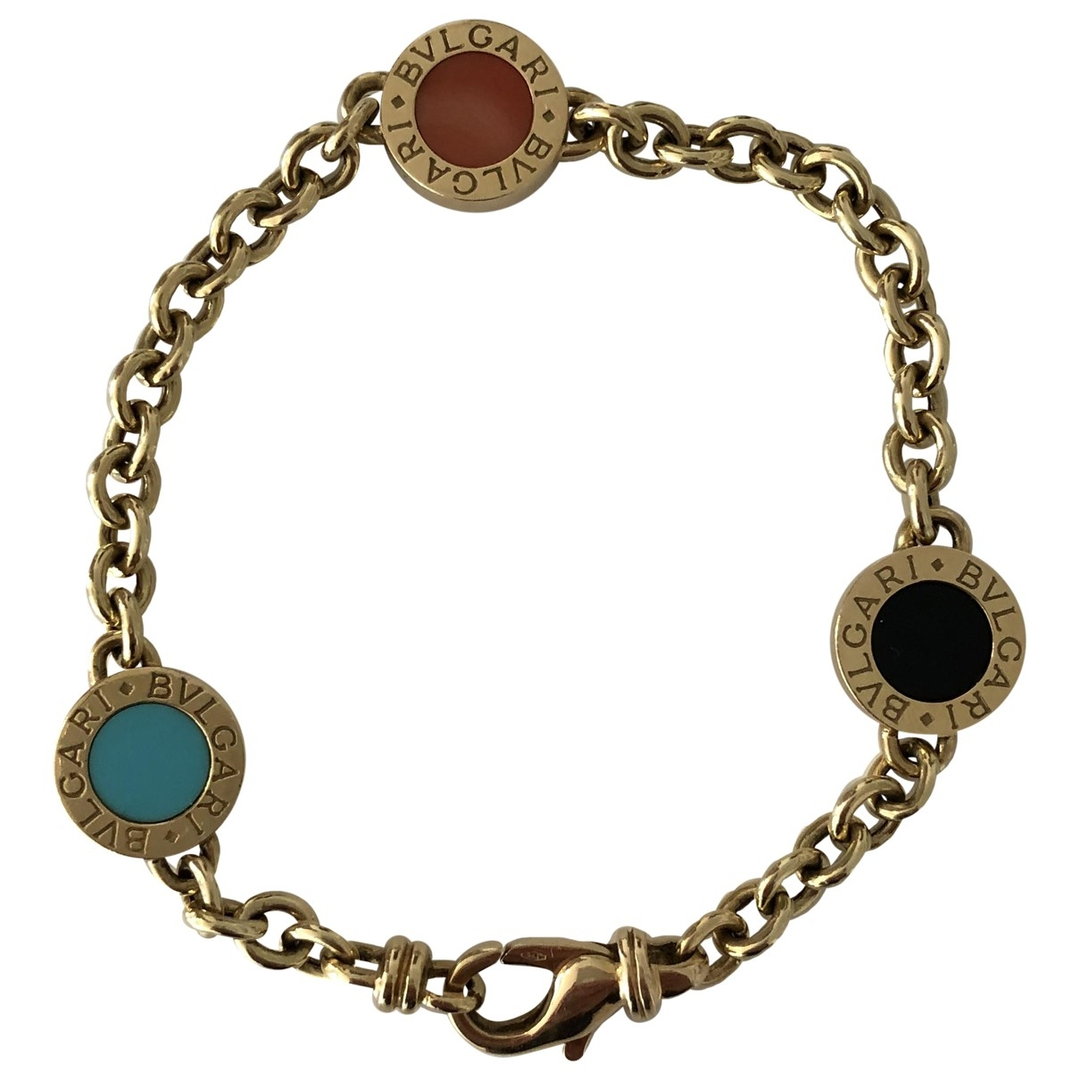 Bvlgari Bulgari Bulgari Gold Yellow gold bracelet for Women \N