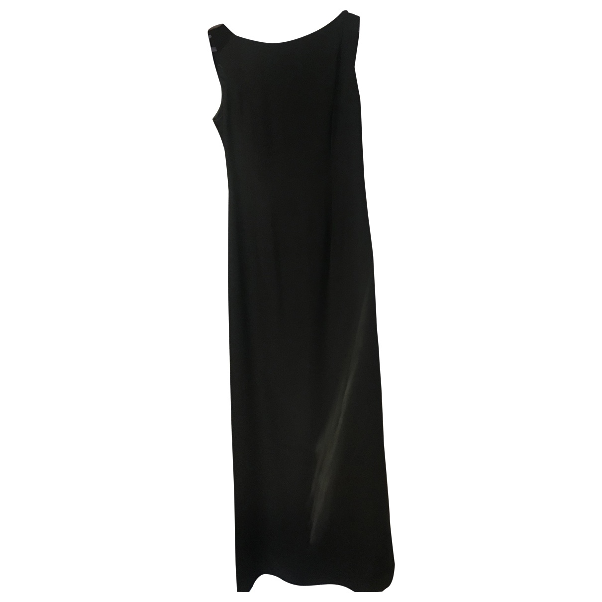 Carolina Herrera \N Black Silk dress for Women 36 FR