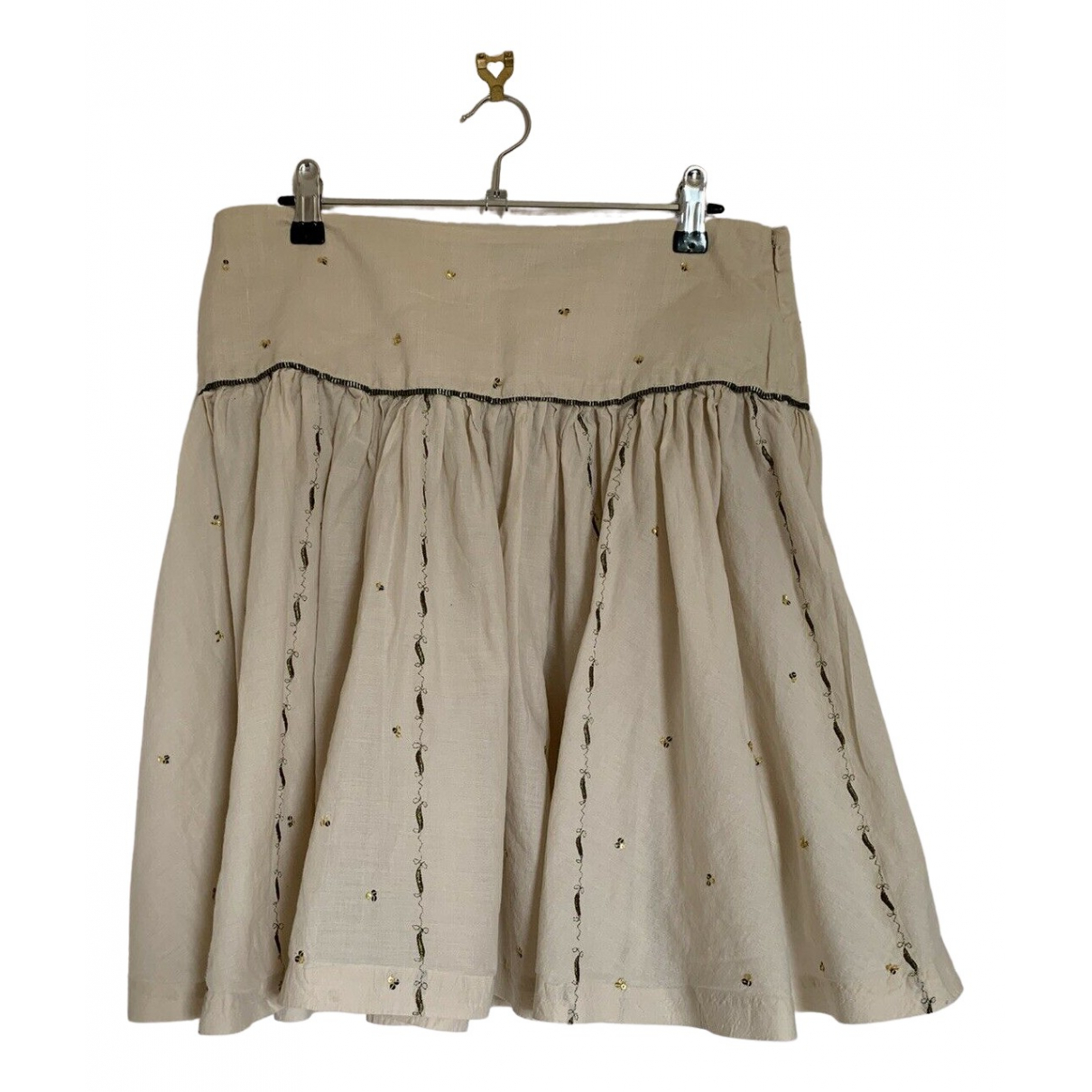 French Connection \N Cotton skirt for Women 12 UK