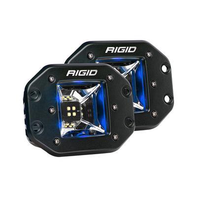 Rigid Radiance Scene Flush Mount LED Light Pods (Blue Backlight) - 68211
