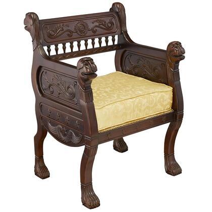 KS51084 Regency Style Royal Lions Throne