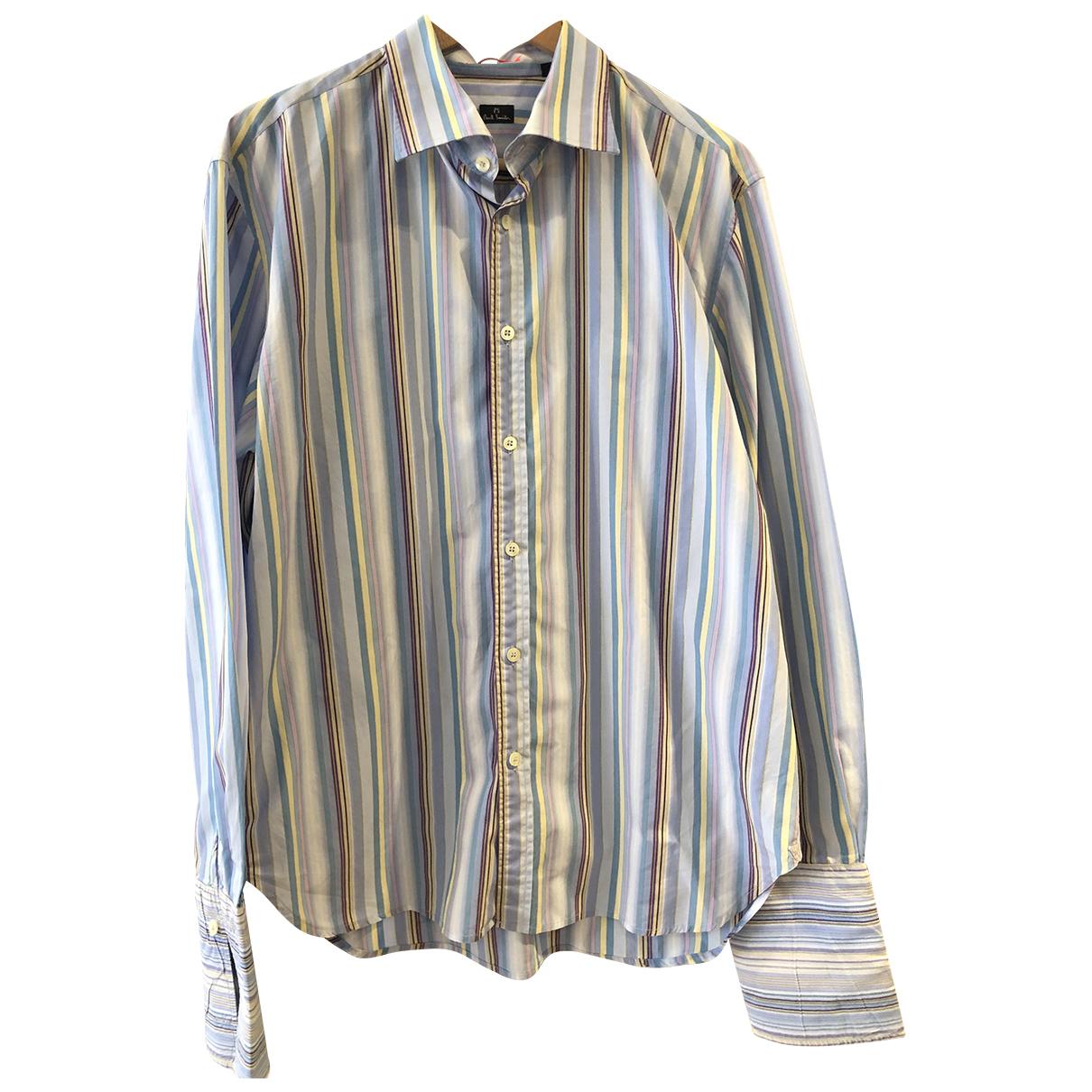 Paul Smith \N Multicolour Cotton Shirts for Men XL International