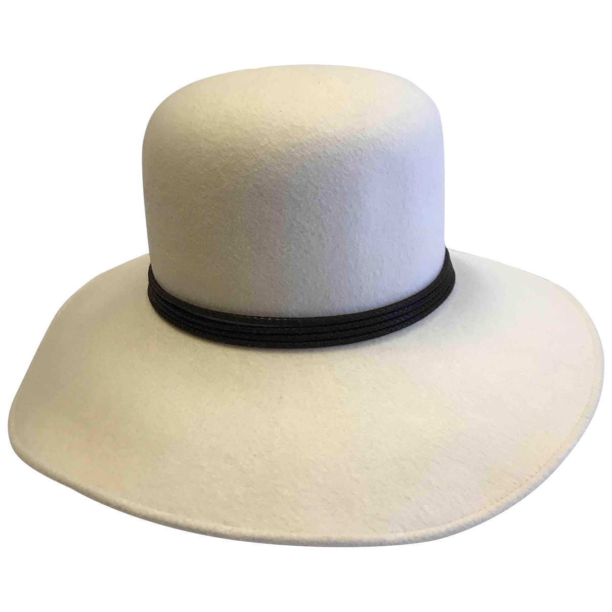 Borsalino \N White Wool hat for Women M International