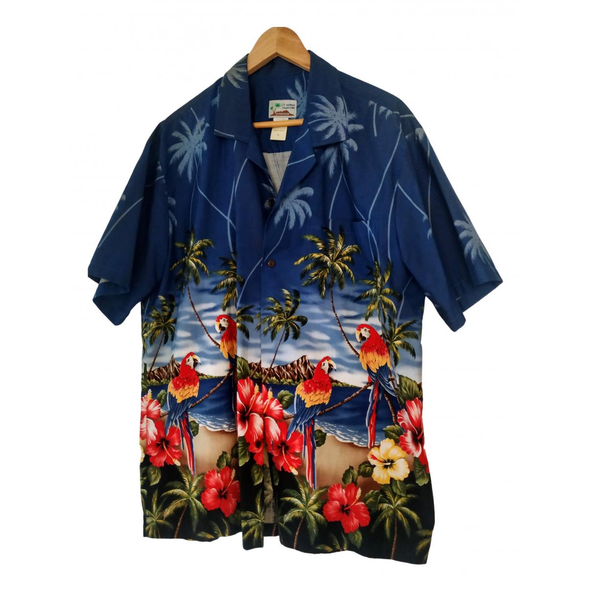 - Chemises Hippie Chic pour homme en coton - multicolore