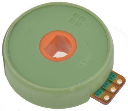 RS PRO 1 Gang Rotary Conductive Plastic Potentiometer with an 5 mm Dia. Shaft - 5kΩ, ±20%, 0.5W Power Rating, Linear