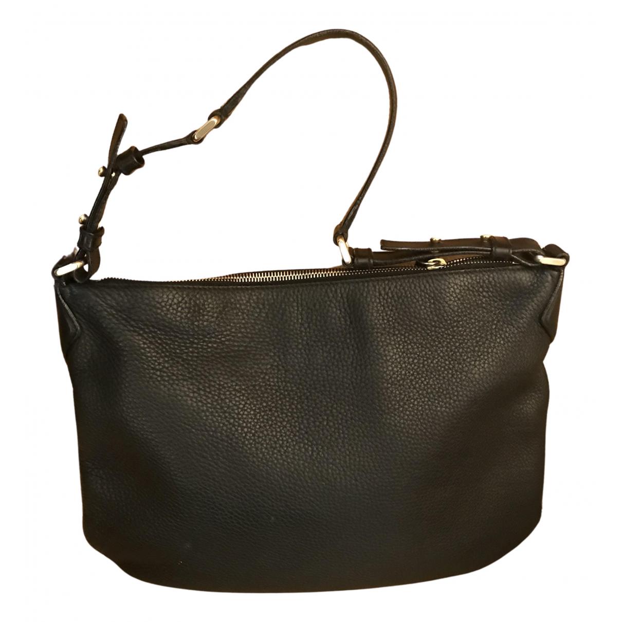 Jil Sander N Black Leather handbag for Women N