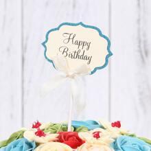 5pcs Birthday Cake Topper