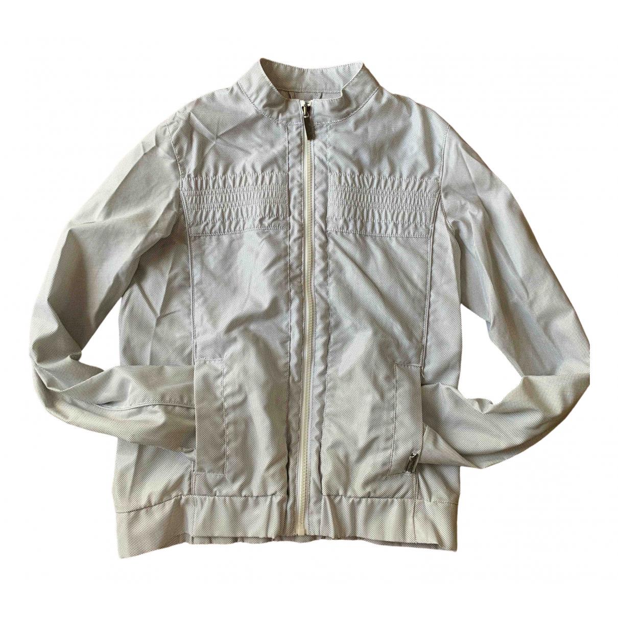 Calvin Klein \N White jacket for Women S International