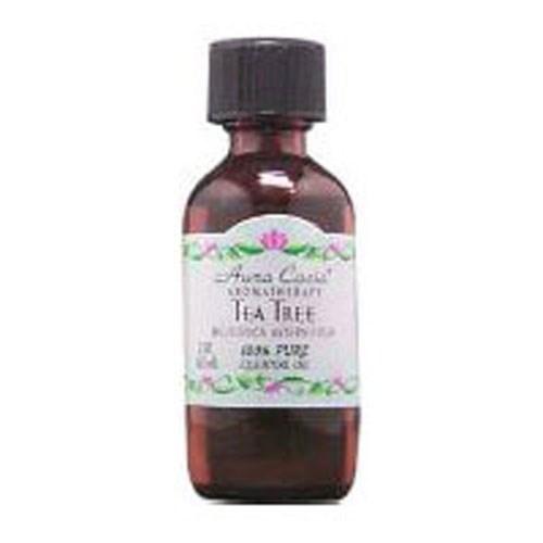 Essential Oil Tea Tree (melaleuca alternafolia) 2 Fl Oz by Aura Cacia