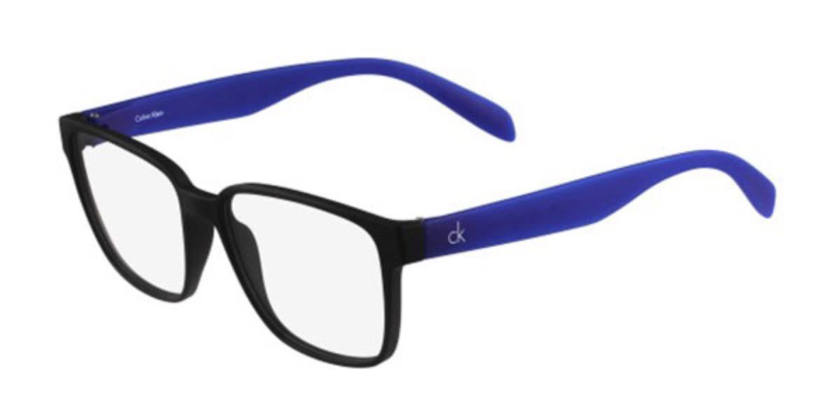 CK 5910 001 Men's Glasses Black Size 53 - Free Lenses - HSA/FSA Insurance - Blue Light Block Available