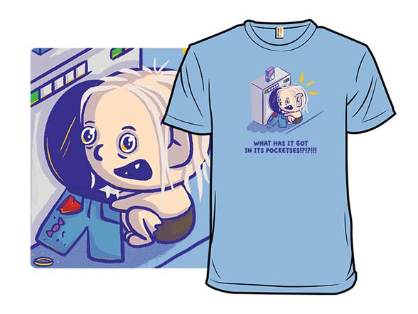 Pocketses T Shirt