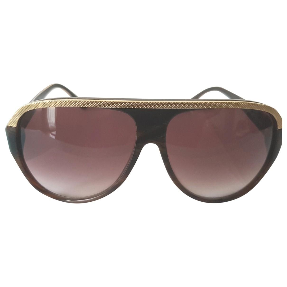 Gafas de aviador Balenciaga