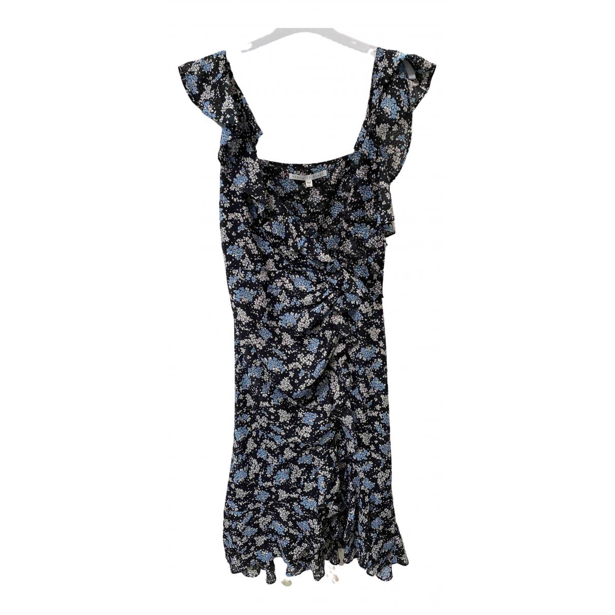 Veronica Beard \N Multicolour Silk dress for Women 4 US