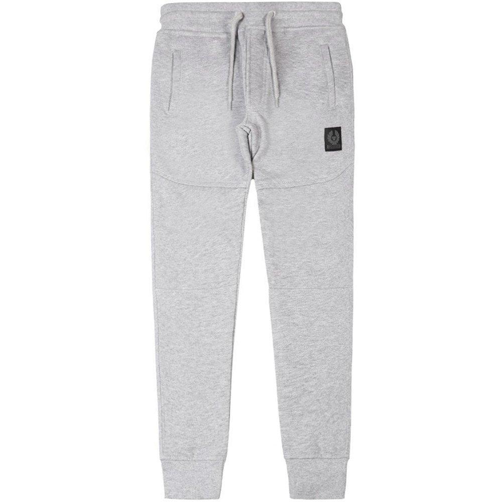 Belstaff Kids Oakington Sweatpants Grey Colour: GREY, Size: 6 YEARS