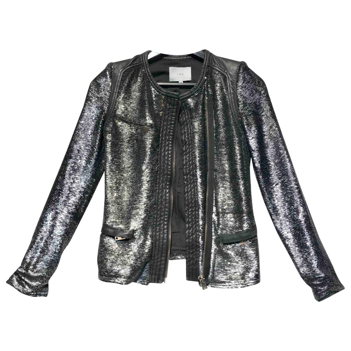 Iro Fall Winter 2019 Metallic Glitter jacket  for Men 36 UK - US