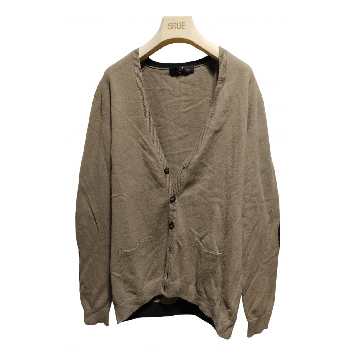 Daniele Alessandrini - Pulls.Gilets.Sweats   pour homme en laine - gris