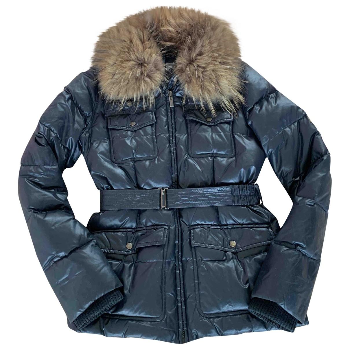 Add - Blousons.Manteaux   pour enfant en laine - noir