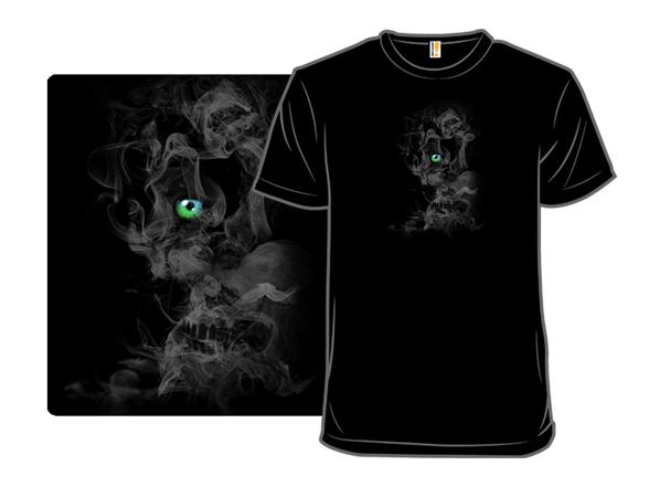 Green-eyed Dystopian Smoke Monster T Shirt