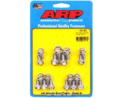 ARP SB Chevy SS Hex Oil Pan Bolt Kit