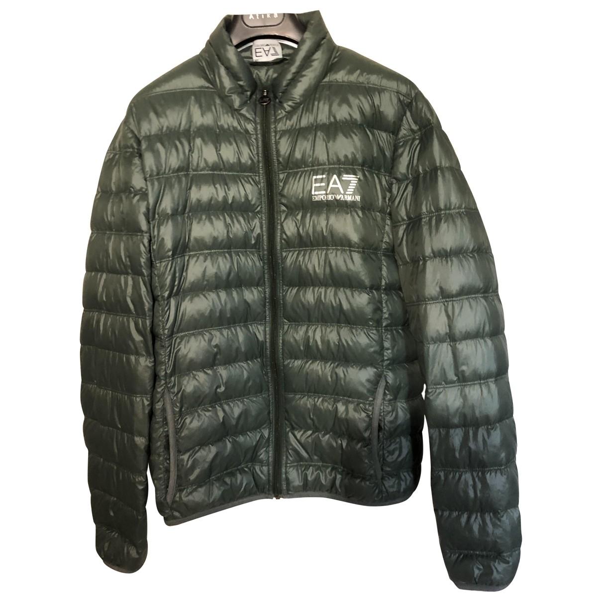 Emporio Armani \N Khaki coat  for Men M International