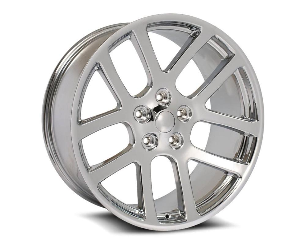OE Revolution 107-22105115+18C 107 Wheel 22x10 5x115 18mm Chrome