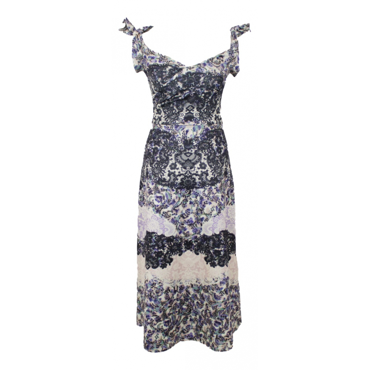 Saloni \N Blue dress for Women 10 UK