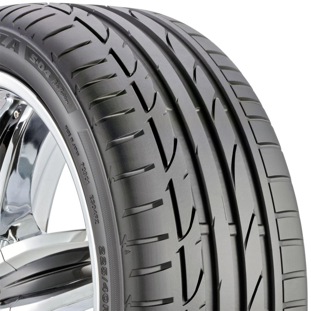 Bridgestone DT-10631 Potenza S-04 Pole Position 295/30R19 100Y B Tires