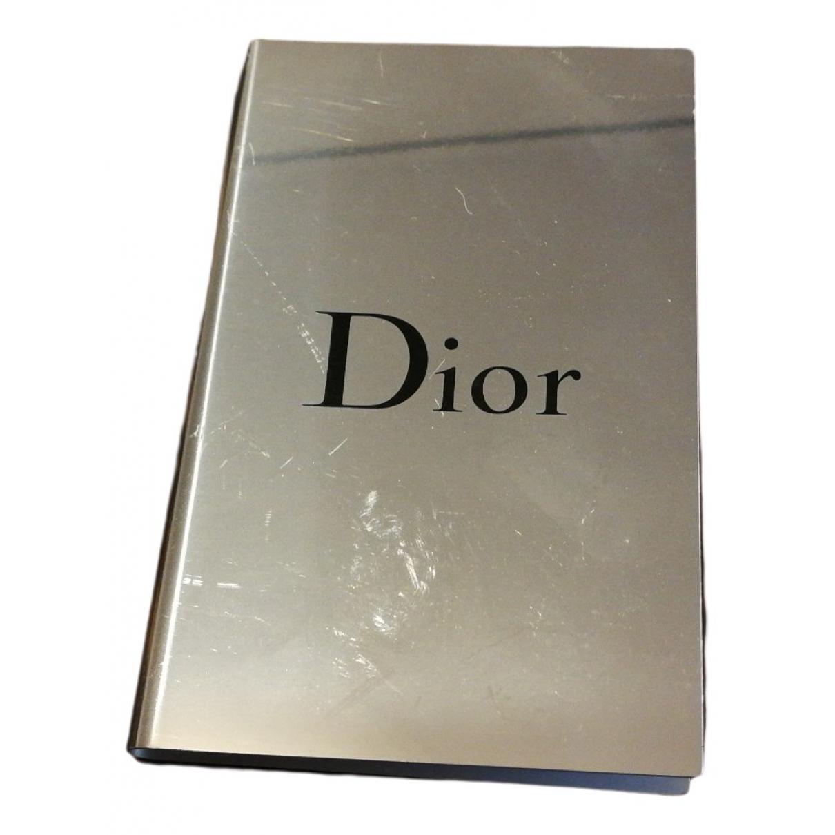 Dior - Objets & Deco   pour lifestyle - argente
